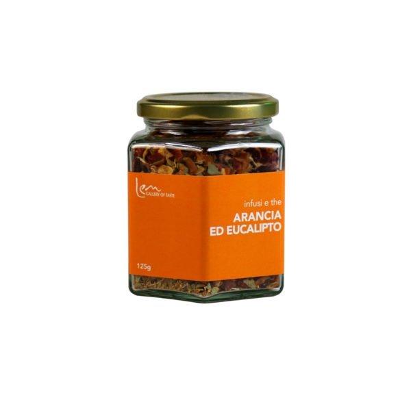 arancia ed eucalipto