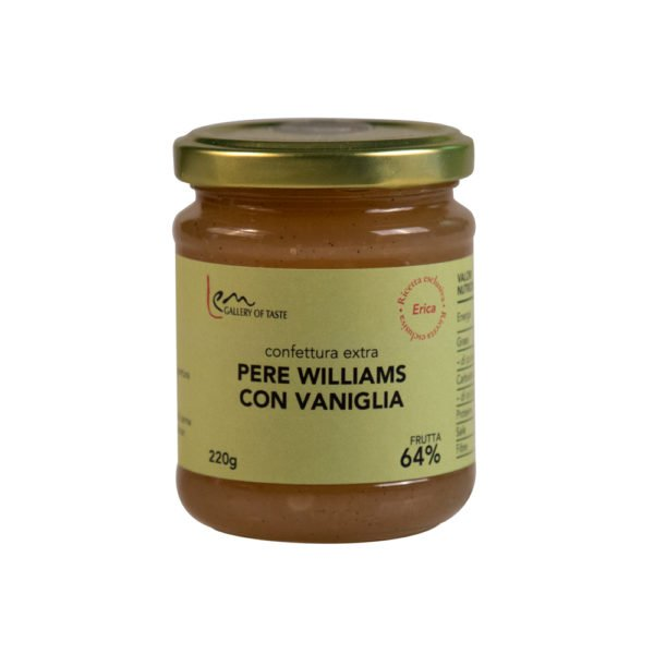 pere williams con vaniglia